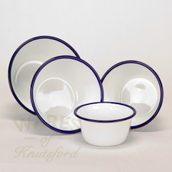 Falcon Enamel Pudding Basin (Set of 4)