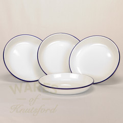 Falcon Enamel Rice Plate (Set of 4) 22cm