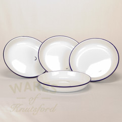 Falcon Enamel Rice Plate (Set of4) 24cm