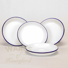 Falcon Enamel Rice Plate (Set of 4) 18cm