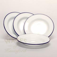 Falcon Enamel Soup Plate 22cm