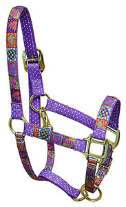 Crazy Hearts High Fashion Horse Halter