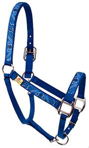 Blue Bandana Equine Elite Halter