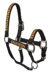 Candy Corn Equine Elite Halter