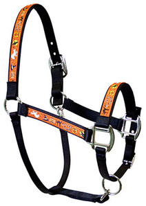 Trick or Treat Equine Elite Halter