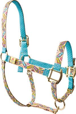 Flip Flops High Fashion Draft Horse Halter