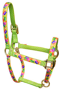 Jelly Beans High Fashion Donkey Halter