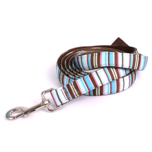Brown Stripes Equine Elite Horse Lead