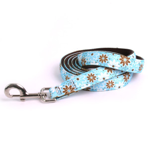 Daisy Chain Blue Equine Elite Horse Lead
