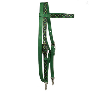 Irish Argyle Headstall