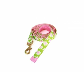 Green Daisy High Fashion Horse Lead