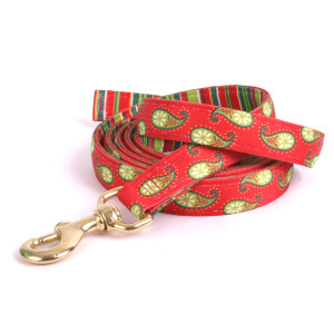 Holiday Paisley High Fashion Horse Lead