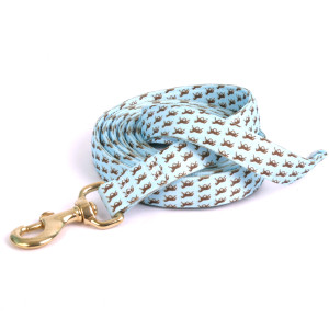 Little Horses Blue High Fashion Horse Lead