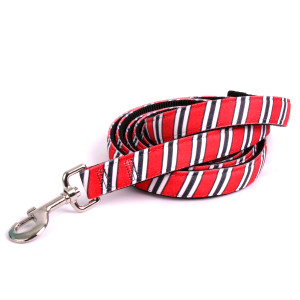 Red, White and Black Equine Elite Horse Lead