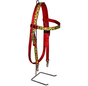 Hot Peppers Headstall