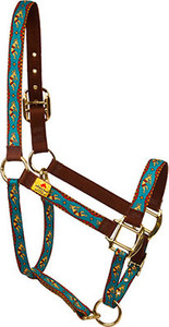 Kokopelli High Fashion Horse Halter