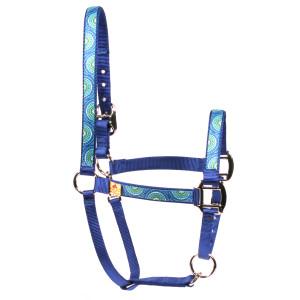Blue Radiance Equine Elite Horse Halter