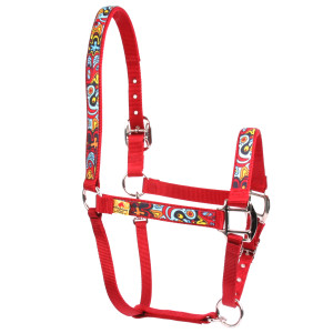 Abstract Equine Elite Horse Halter