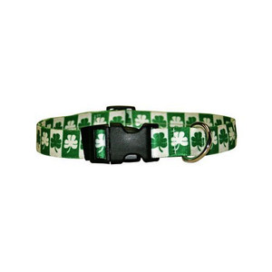 Shamrock Horse Neck Collar
