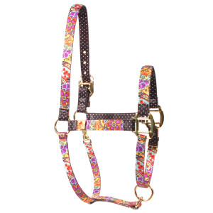 Amazon Floral High Fashion Halter