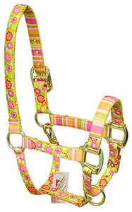 Bouquet High Fashion Horse Halter