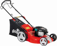 Grizzly BRM51-2BSA 150 cc  Petrol Lawn Mower Briggs & Stratton