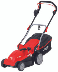 Electric Lawn Mower ERM1637G and FREE Grass Trimmer