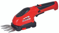Grizzly AGS 360 D Cordless Battery Handheld Grass & Hedge Trimmer Shears