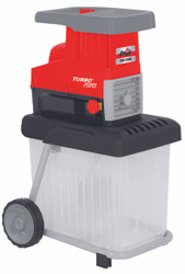 Electric Garden Shredder Turbo Power 2800w Motor