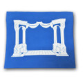 Blue Vilna Gate Tallit Bag