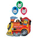 Train Balloons