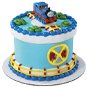 Thomas The Tank Engine Cake Pans & Decor