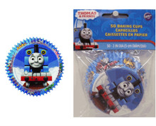 Thomas the Train Baking Cups