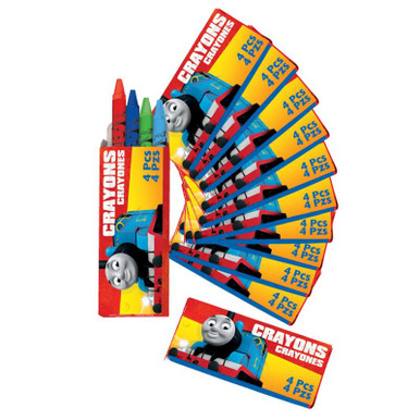 Thomas the Tank Engine Crayon Box (12 ct.)