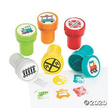 Transportation Stampers Set (6 ct.)
