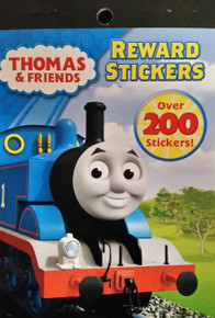 Thomas Train Reward Stickers Book