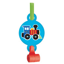 All Aboard Train Party Blowouts