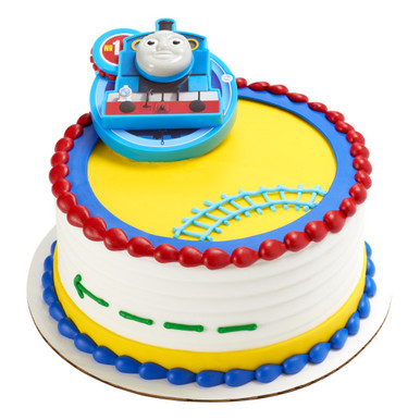 Thomas Tank Engine 3D Cake Topper