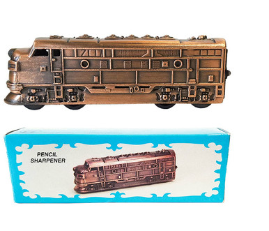 Diesel Locomotive Shaped Pencil Sharpener