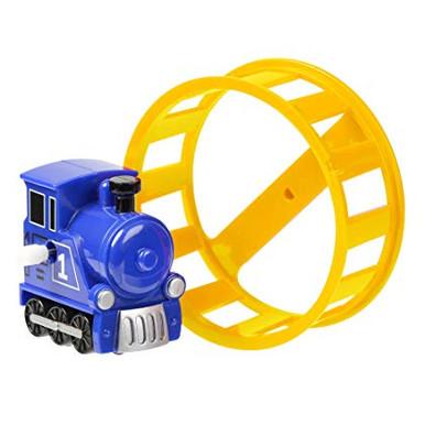 Train Wheely Fun Roller Toy Open