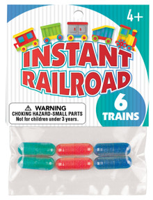 Instant Railroad Fun