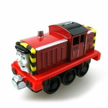 Take and Play Salty Die Cast Engine