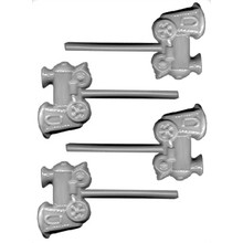 Train Lollipops / Suckers Candy Mold