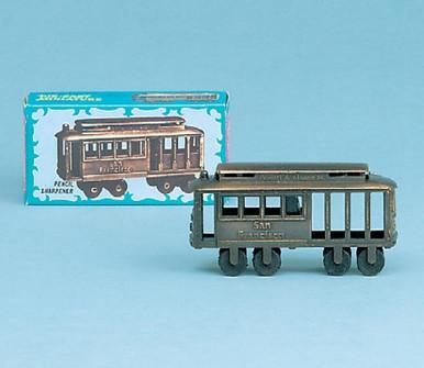 Cable Car Train Pencil Sharpener