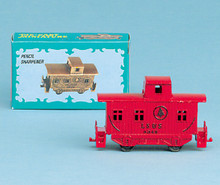 Railroad Caboose Pencil Sharpener