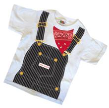 Engineer Uniform Youth T-Shirt - Size MEDIUM (10-12)