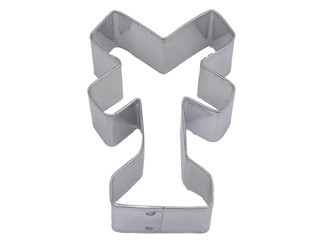 Railroad Crossing Cookie Cutter