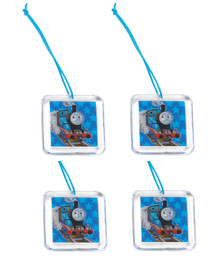 Thomas the Tank Engine Zipper Pulls