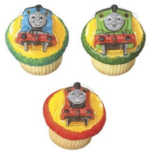 Thomas & Friends Mini Cake Plac Set (9 ct.)