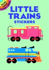 Little Trains Stickers
